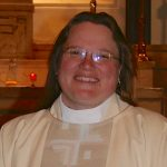 The Rev. Robin James